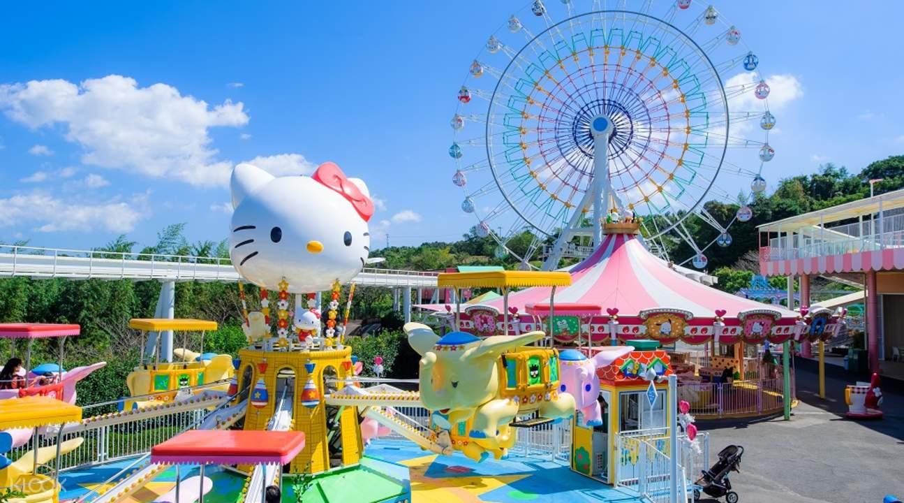 九州HelloKitty和諧樂園
