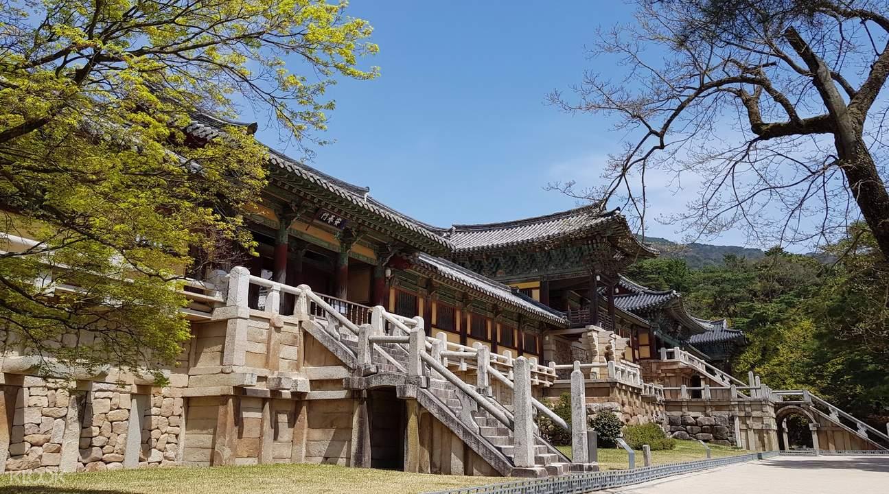 Gyeongju seoul south korea tour