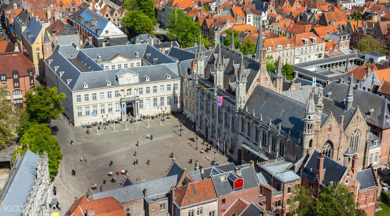 bruges day tour from amsterdam v