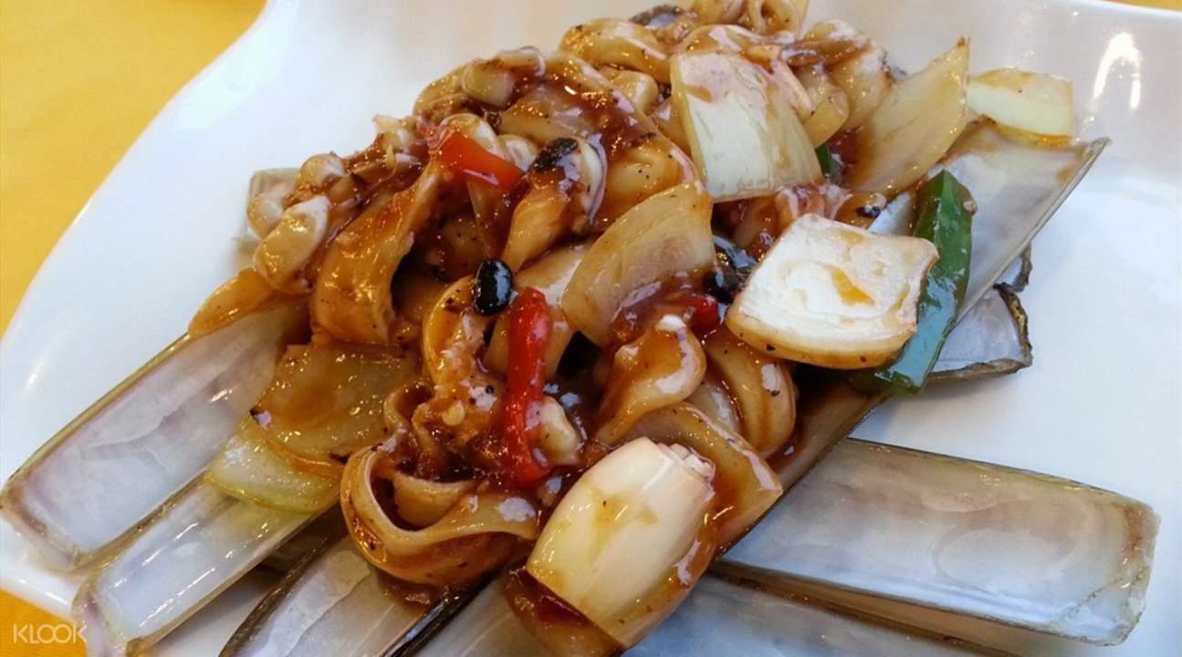 香港食海鮮