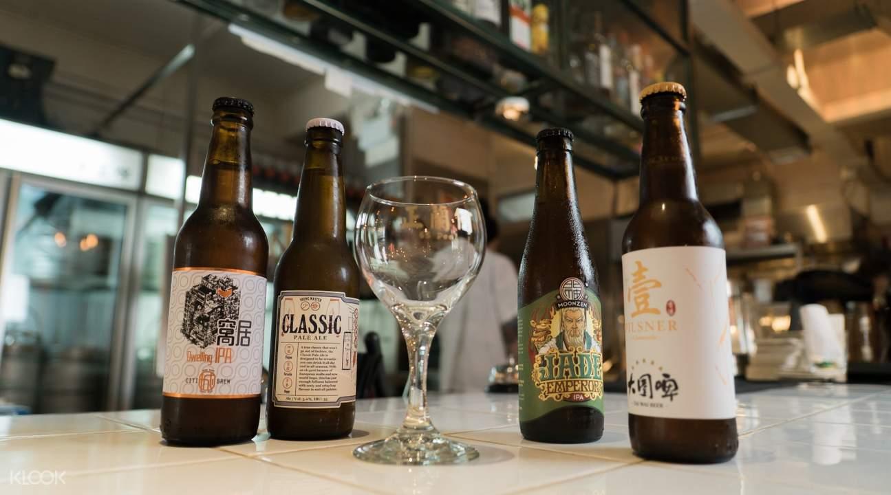 local hong kong beers 65 peel soho hong kong