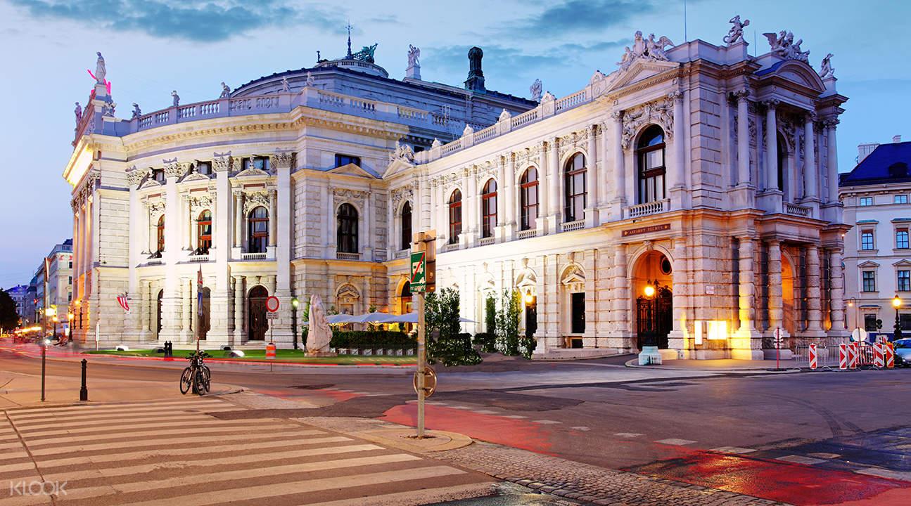 维也纳观光