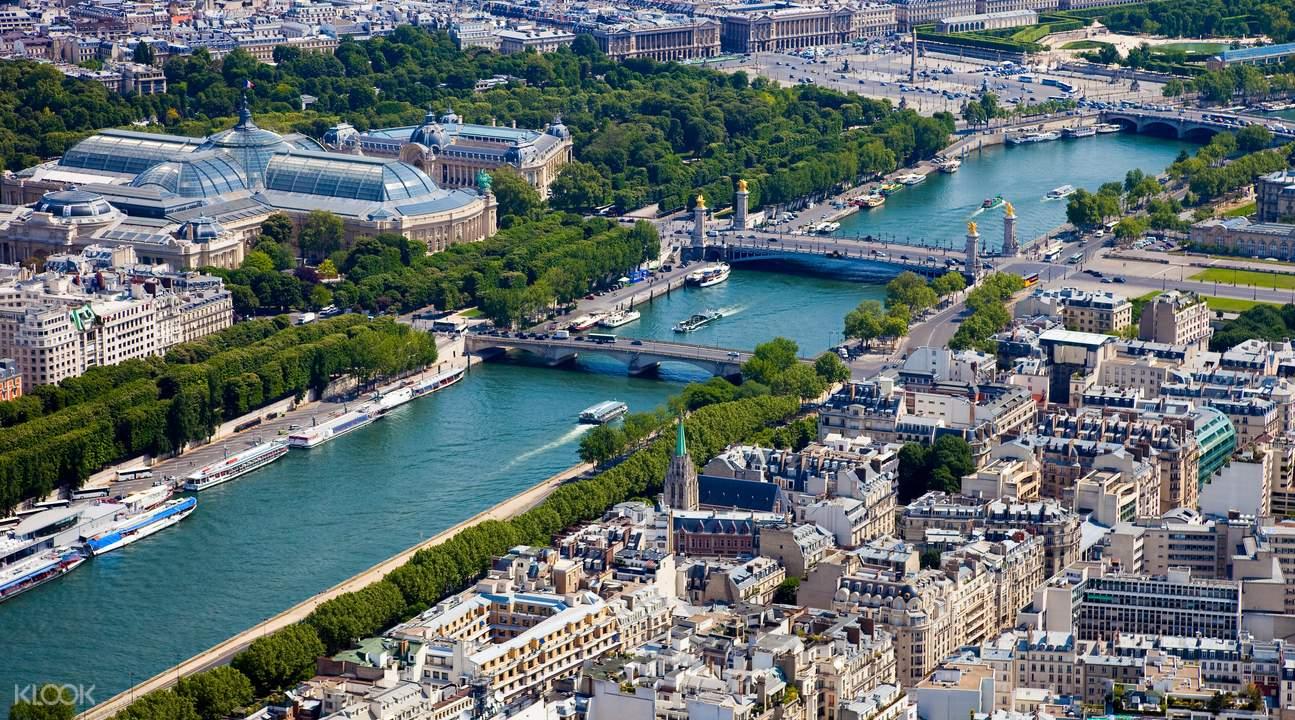 巴黎城市景觀