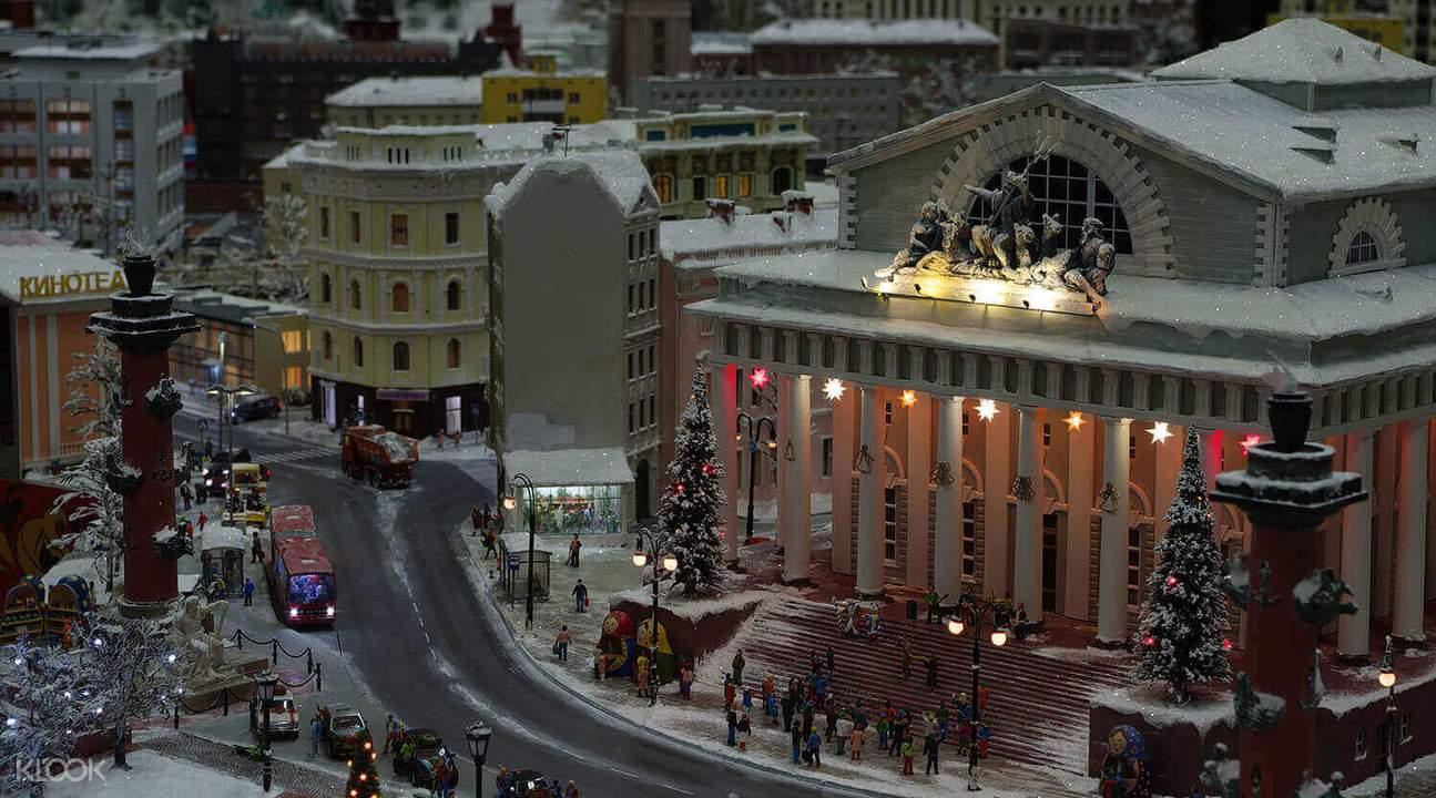 格列佛大门著名建筑