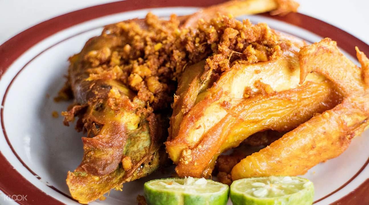 雅加達哥打圖阿美食