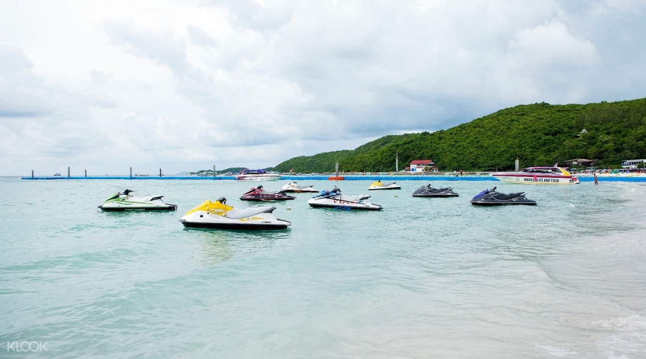 小珊瑚岛半日游