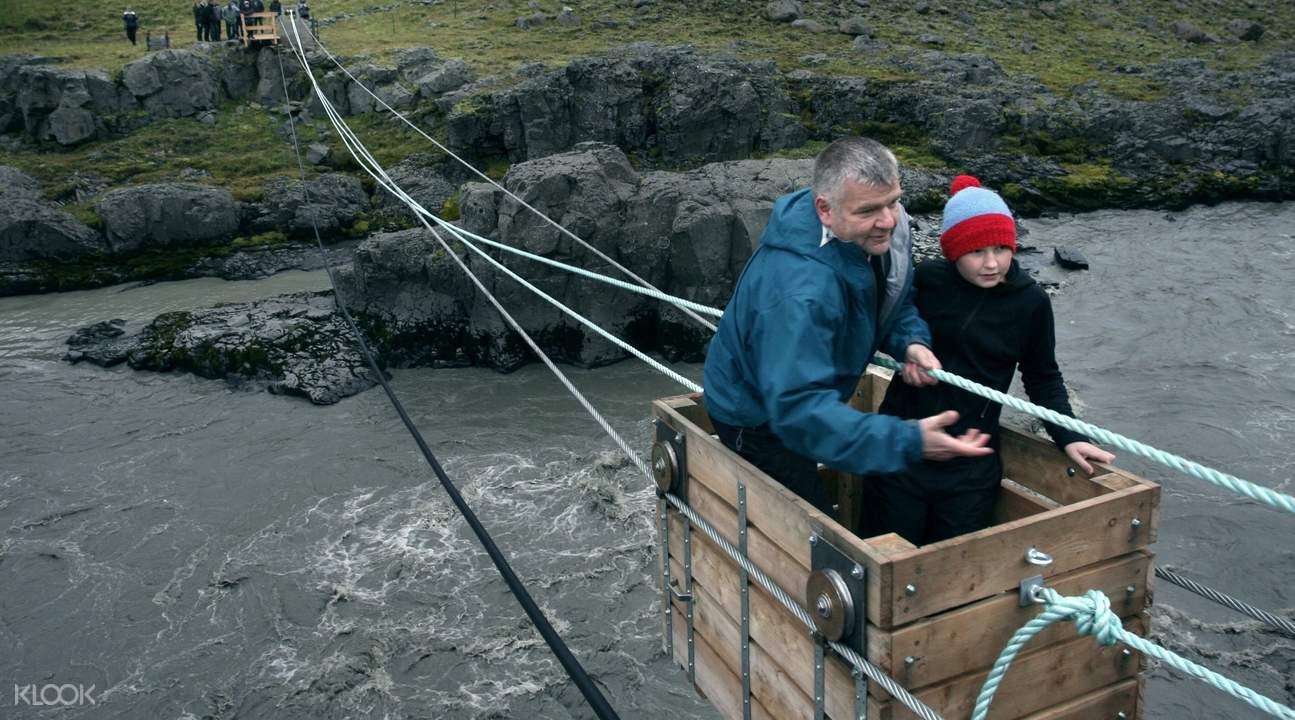 冰島荒野中心騎馬體驗