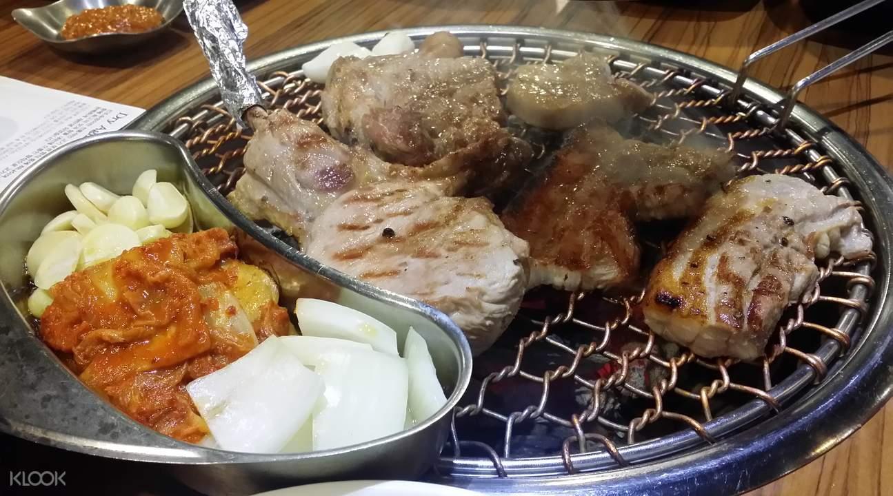 首爾 烤肉店