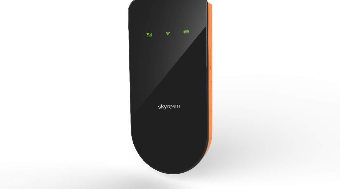 印度尼西亚3G / 4G随身WiFi