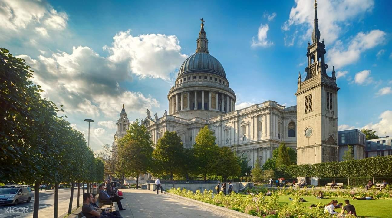 倫敦一日遊行程