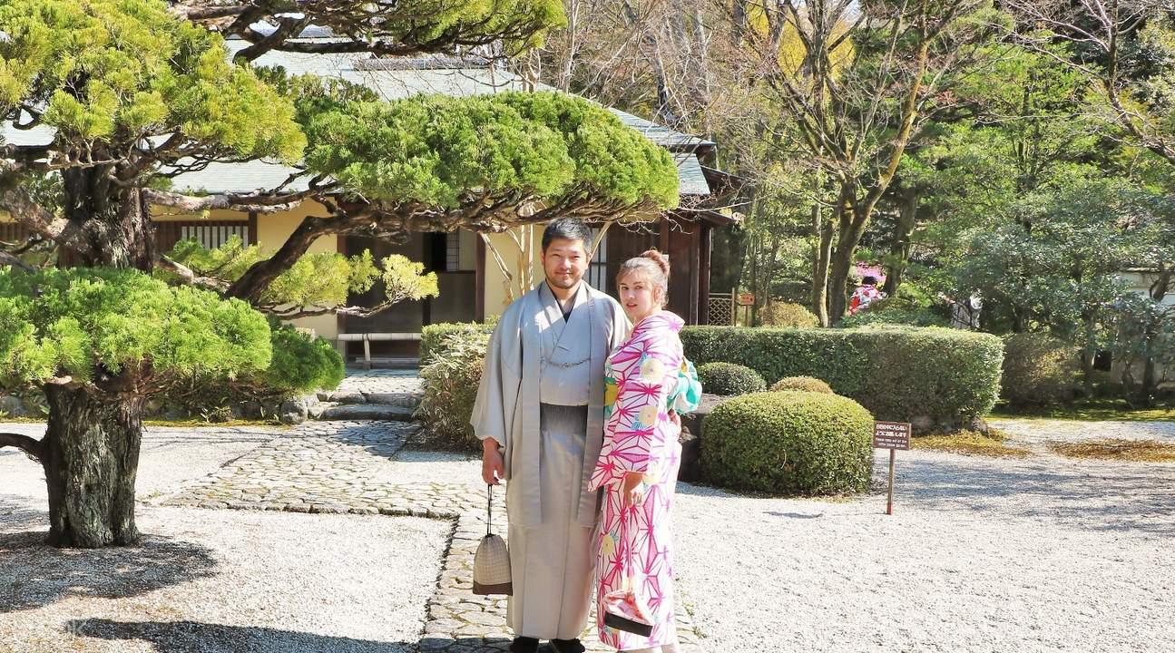 Inuyama Castle Tour