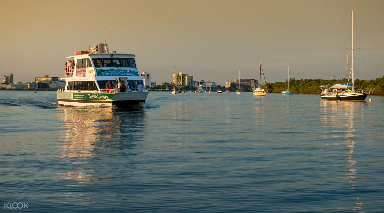 Cairns Harbour Sunset Cruises