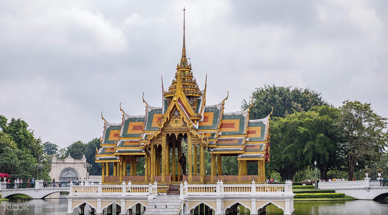 曼谷大城一日行