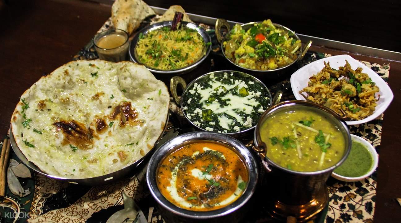Khantha's Kitchen platters