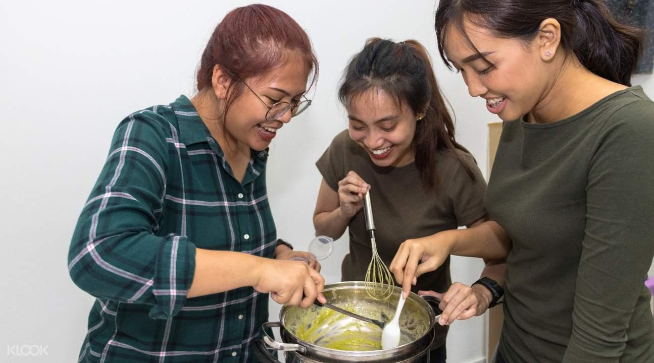 新加坡傳統小吃烹飪課
