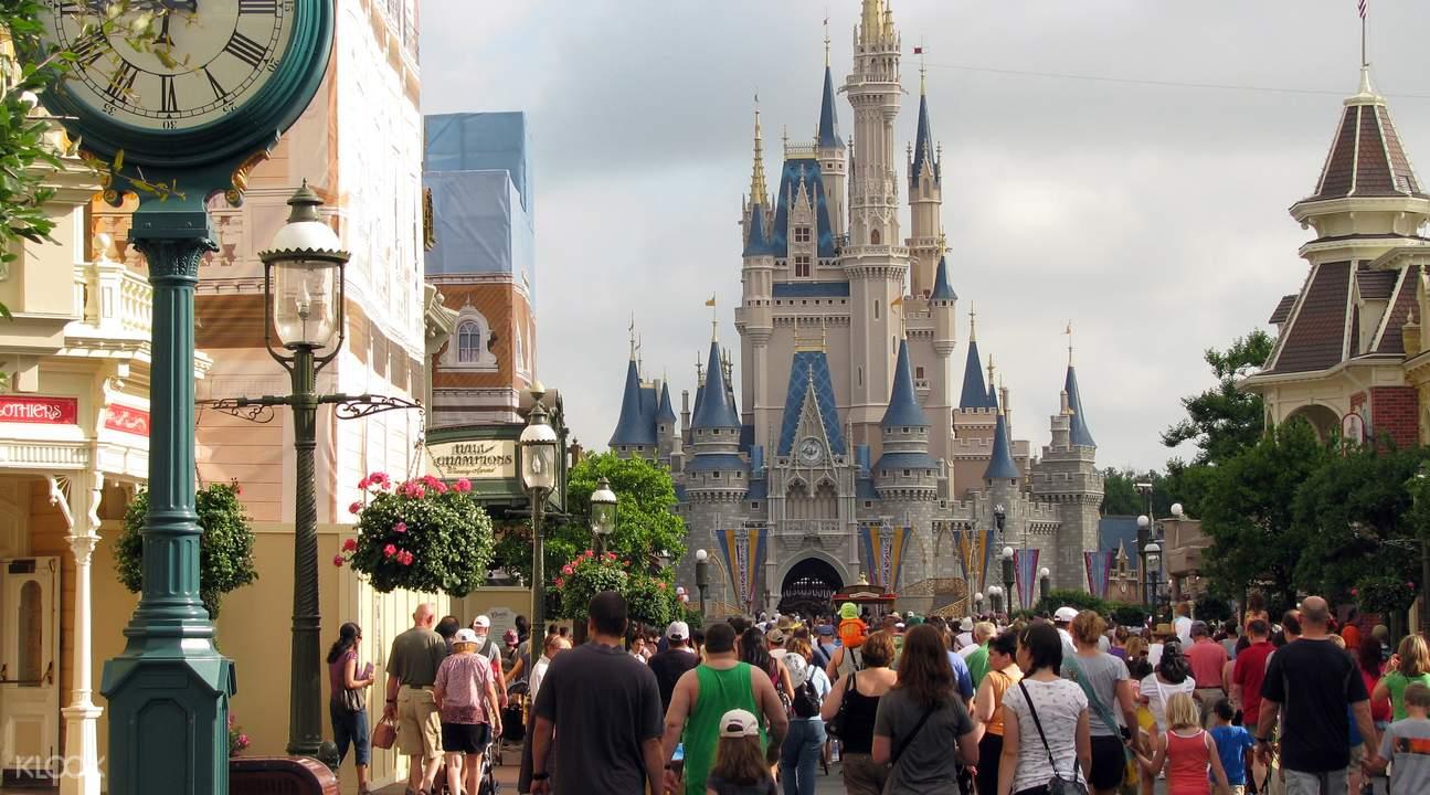 华特迪士尼神奇王国