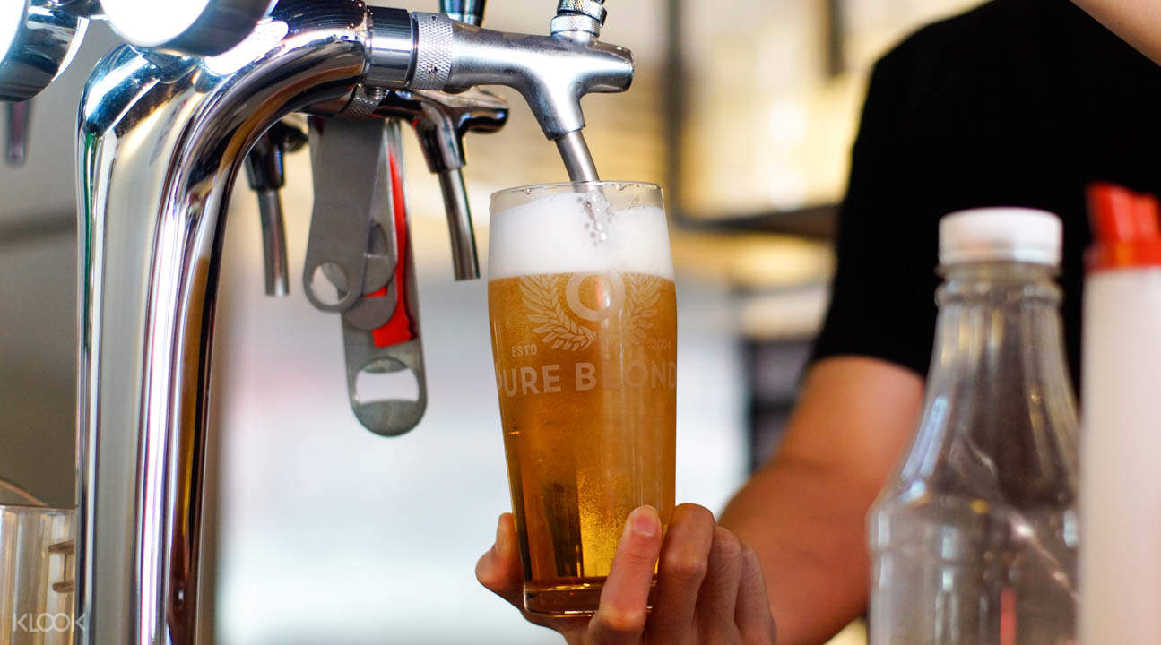 啤酒機Chug Chug SG - 丹戎巴葛
