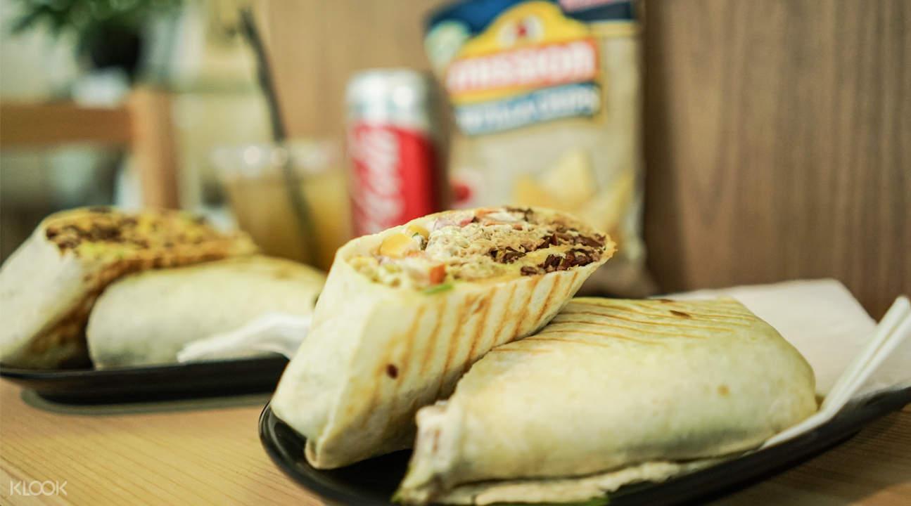 burrito guacamole raffles place singapore