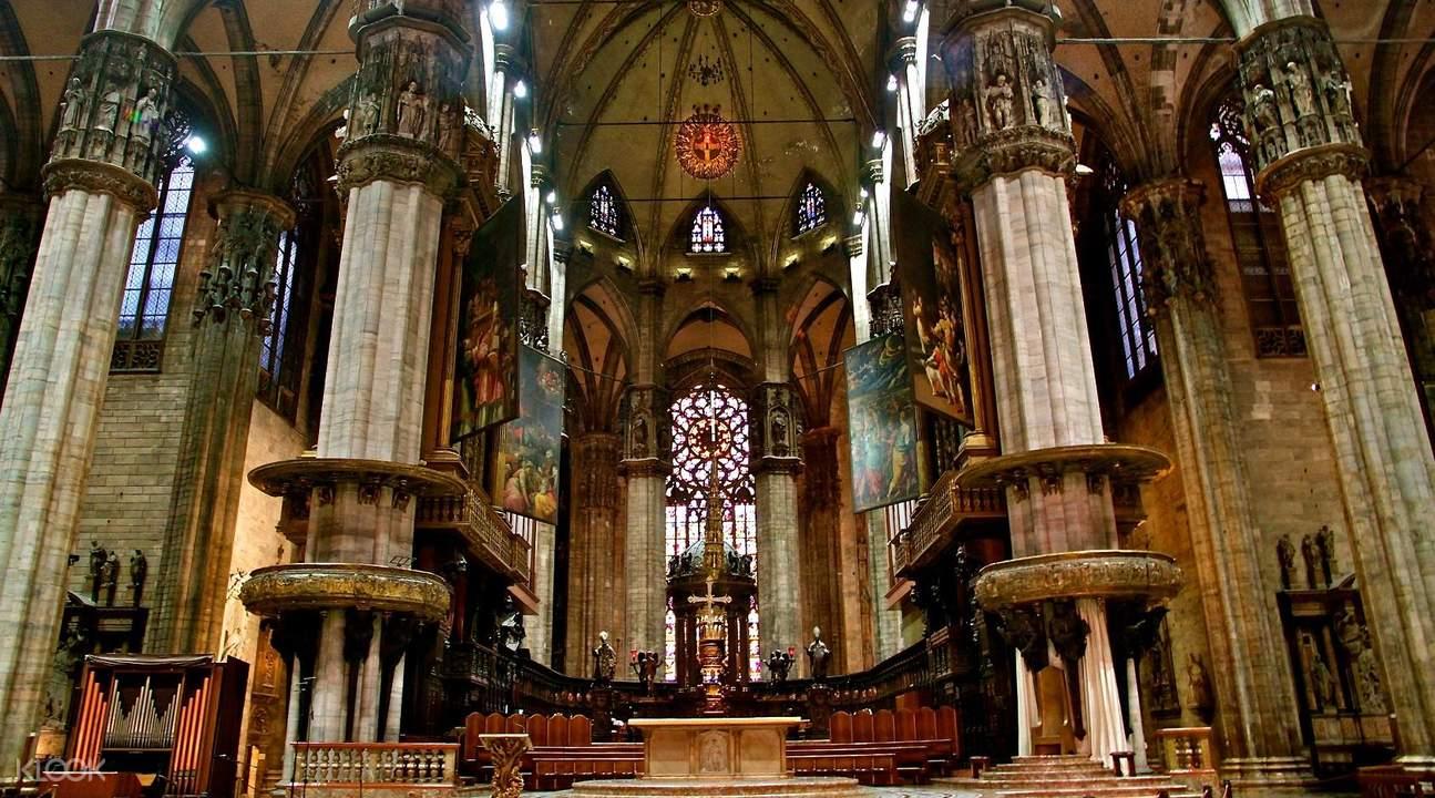 米蘭大教堂門票 & 導覽