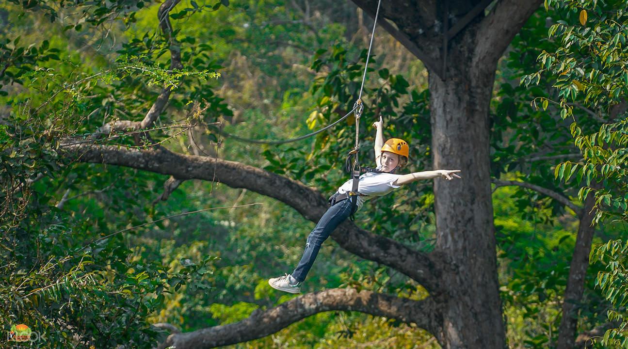 吴哥滑索 Angkor Zipline