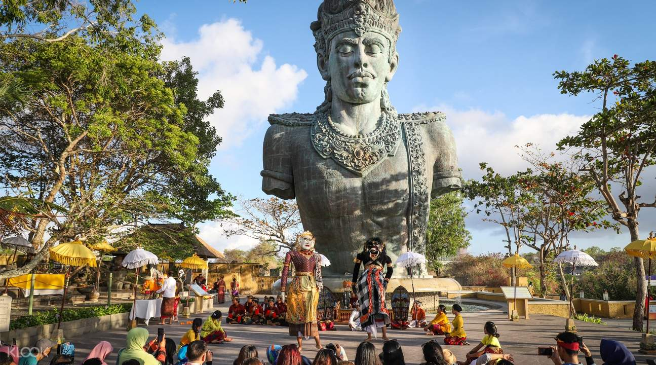Tiket Masuk Taman Budaya Garuda Wisnu Kencana di Bali