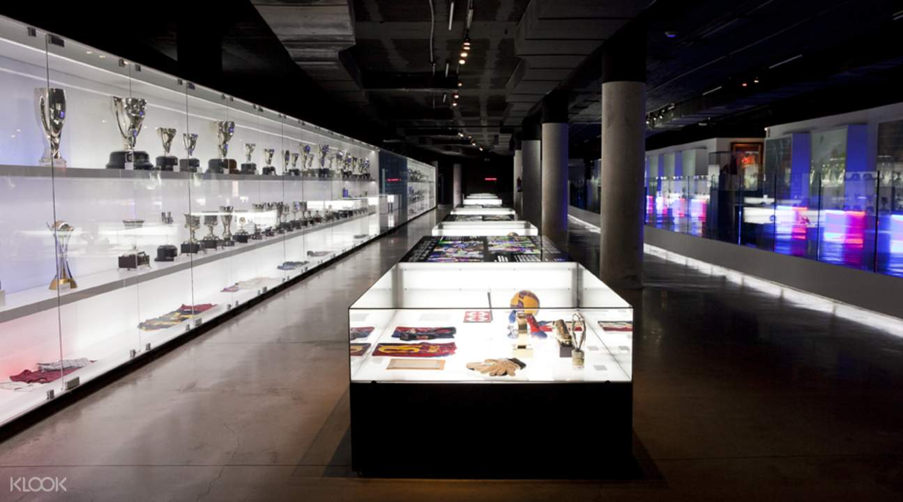 camp nou museum and tour