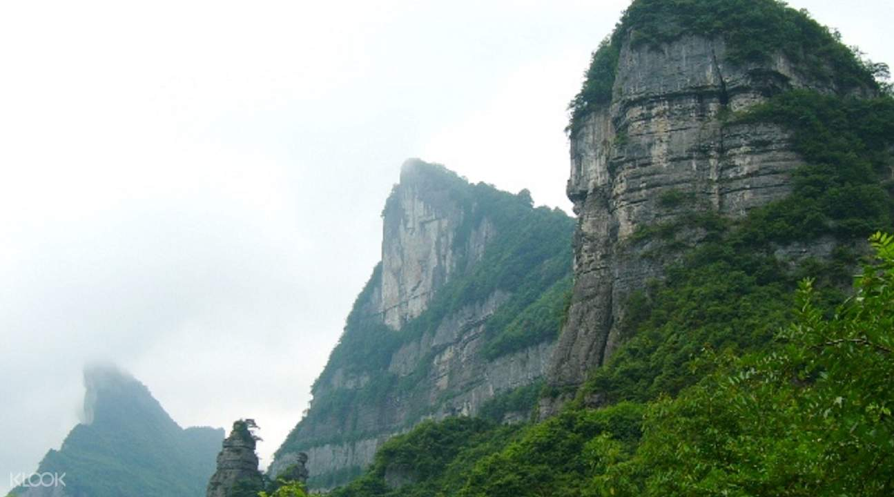 jinfo mountain tours