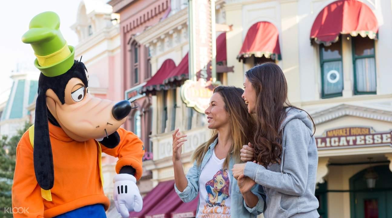 巴黎迪士尼樂園度假區