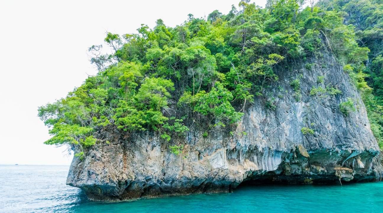 ดำน้ำตื้นที่เกาะห้อง