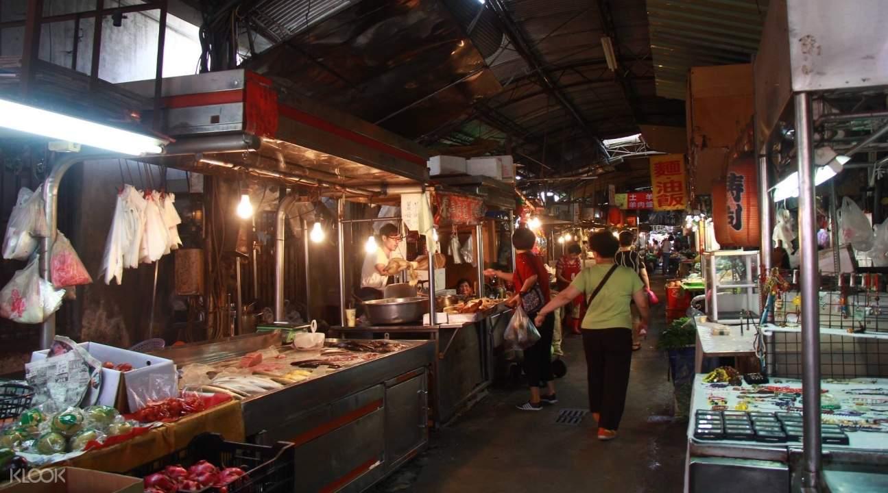 台中旧城美食文化导览