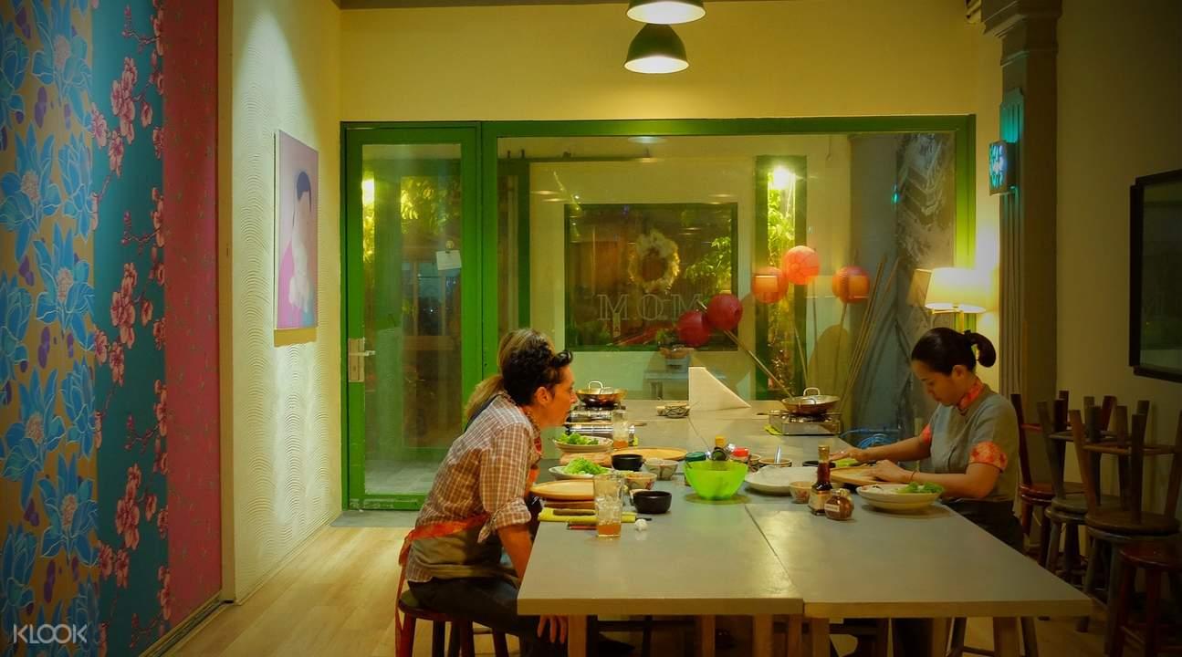 西貢烹飪課堂