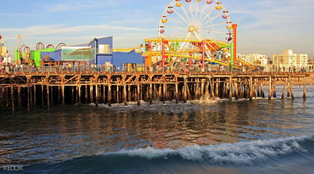 Pacific Park Santa Monica Pier Unlimited Ride Wristband