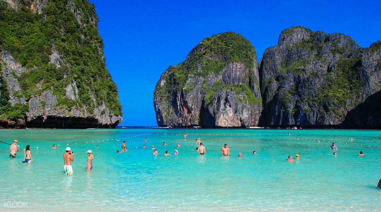2d1n Koh Phi Phi Krabi James Bond Island Experience From Phuket With Accommodation