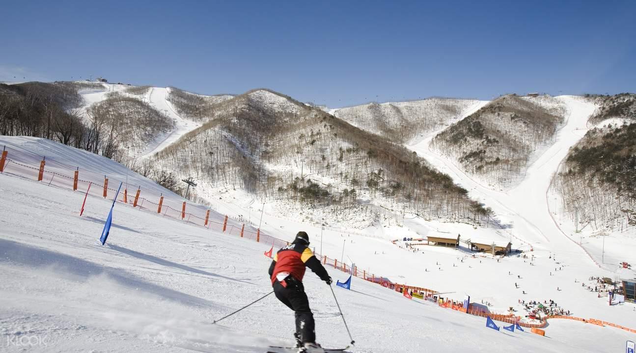 high1 resort ski tour