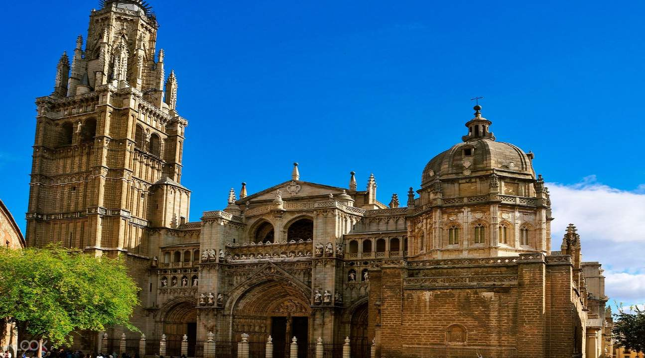 tours to toledo city from madrid