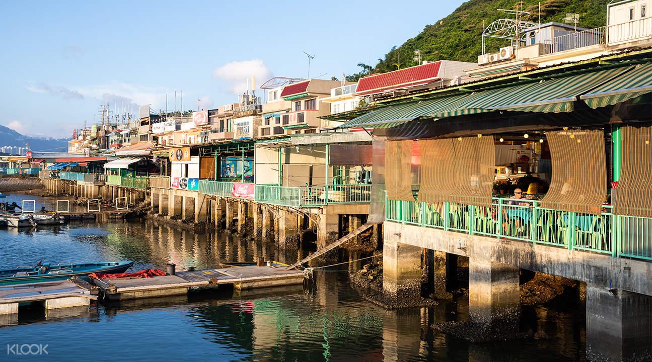 南丫島天虹海鮮餐廳&幻彩詠香江