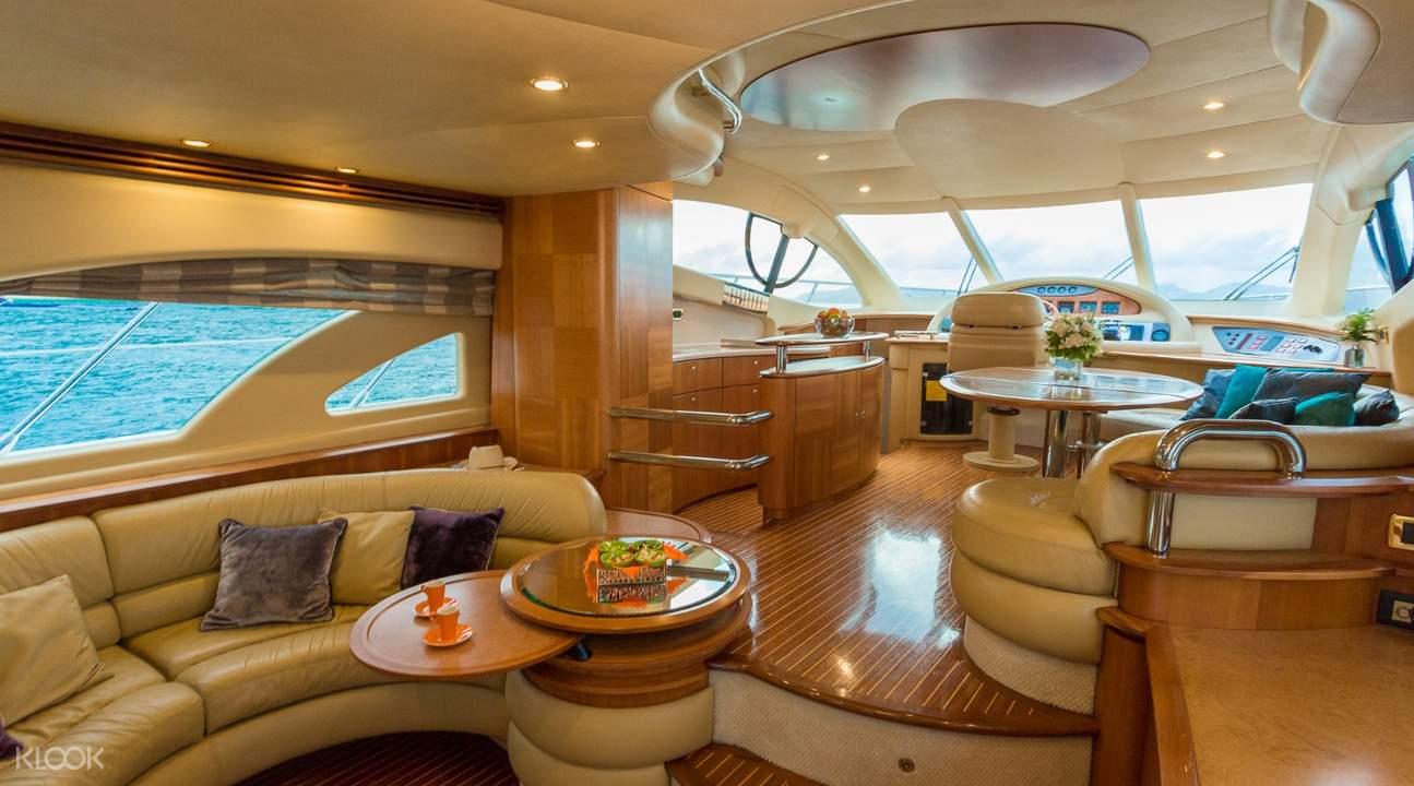 klook motor yacht