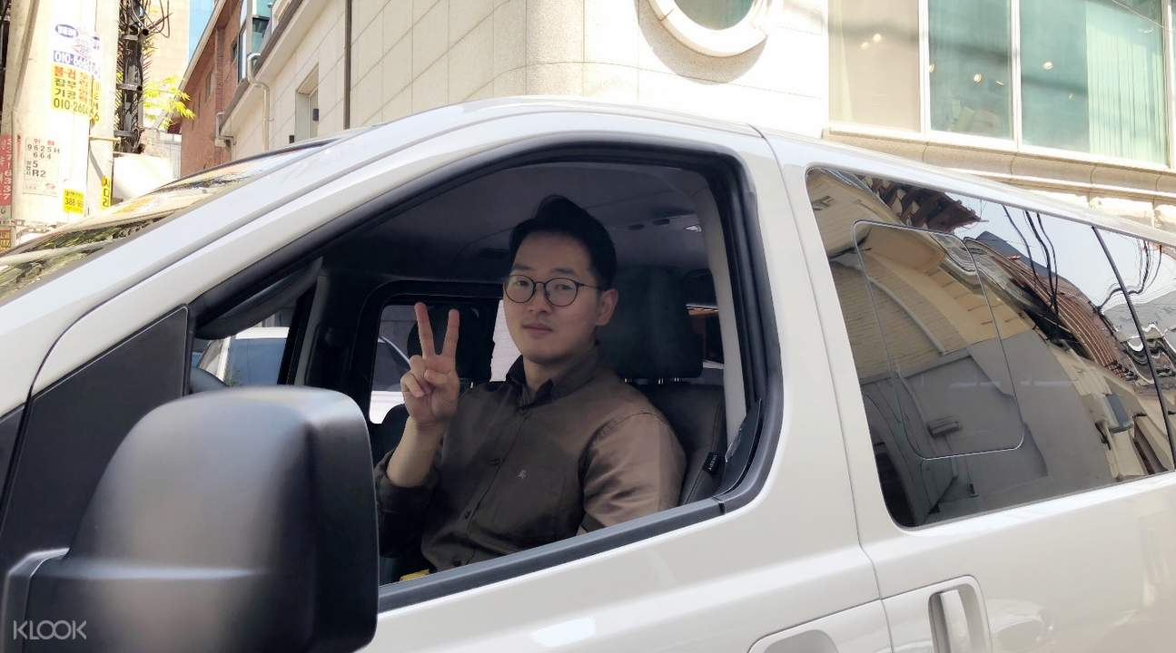 Driver Seoul Private Car Charter
