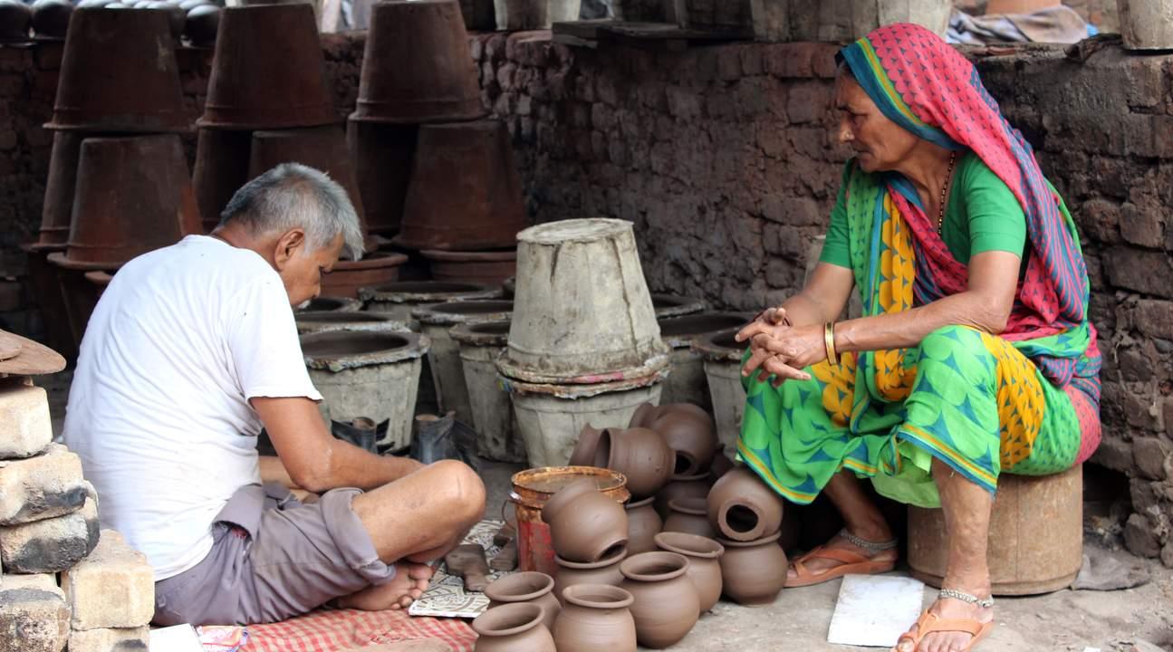 孟买达拉维贫民窟