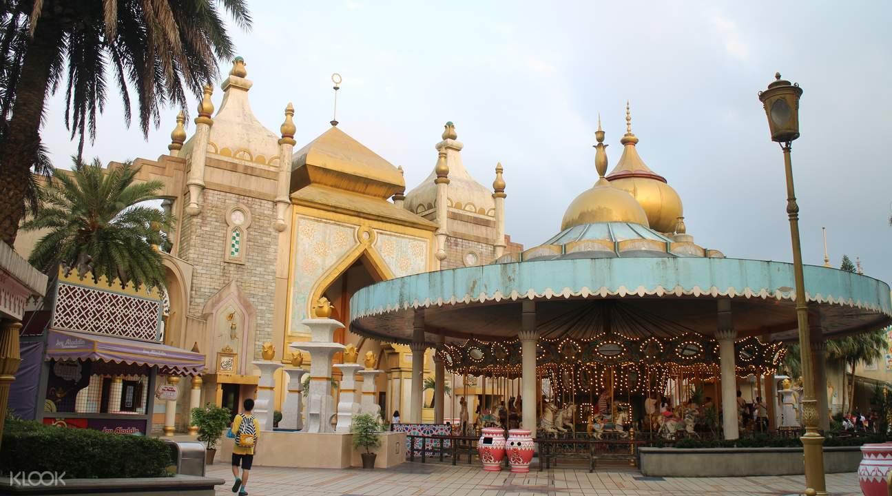leofoo amusement park