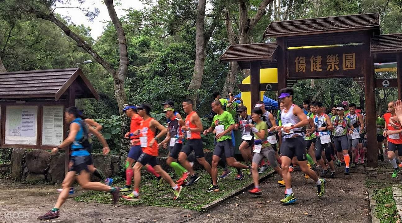 2018 香港第六屆生動歷海路障礙賽