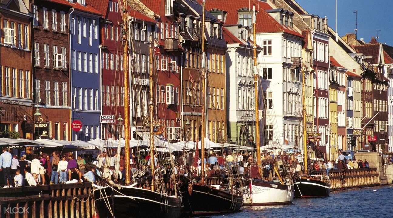 Copenhagen Sightseeing Hop-On Hop-Off Pass