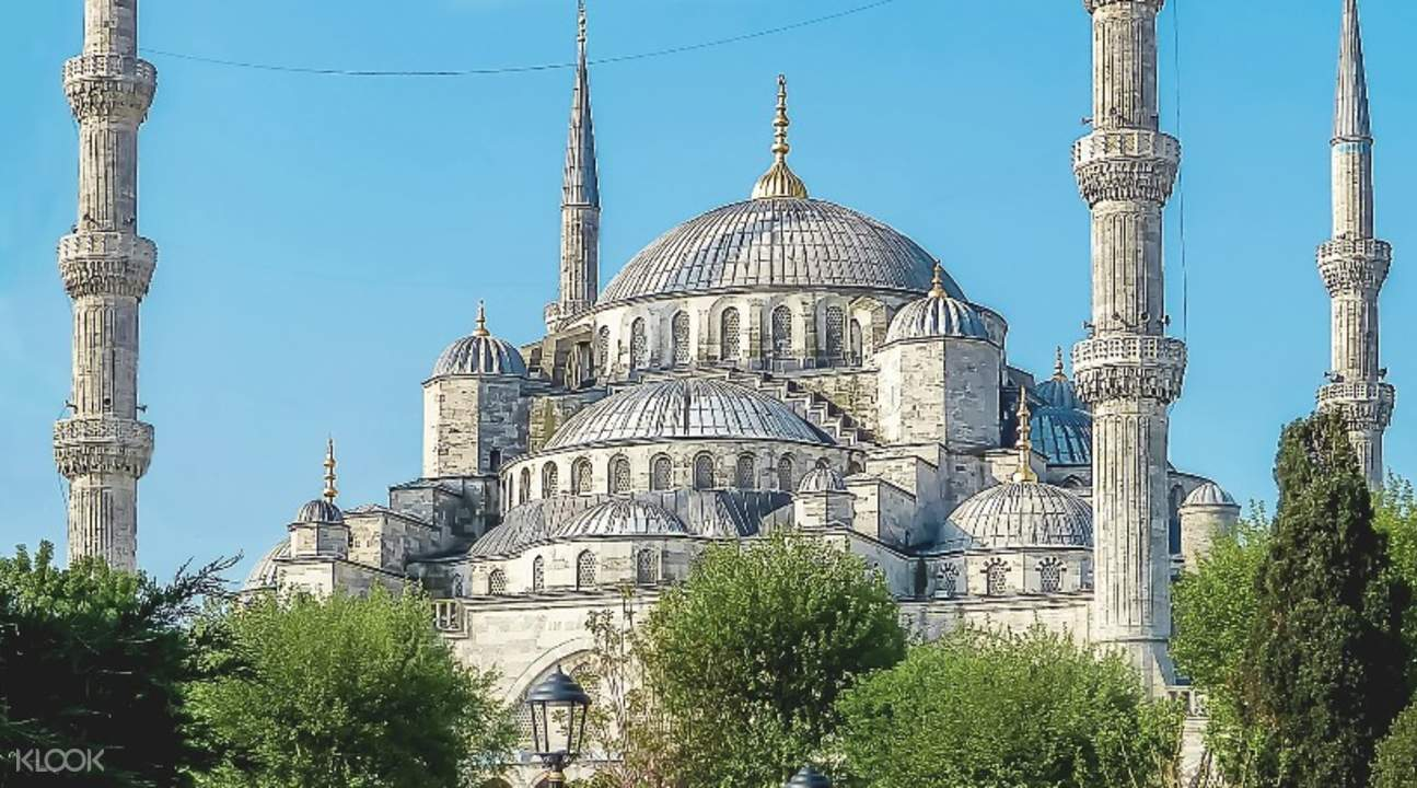 Byzantine and relics full day tour for istanbul