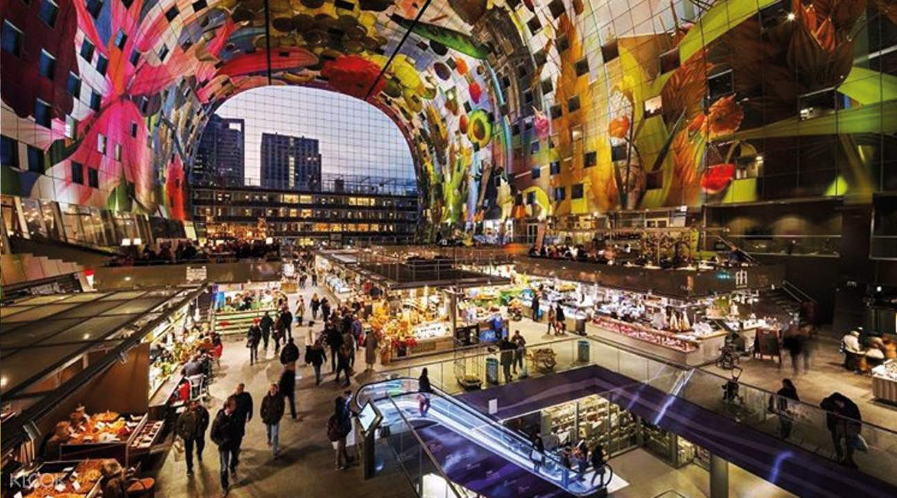 阿姆斯特丹市場