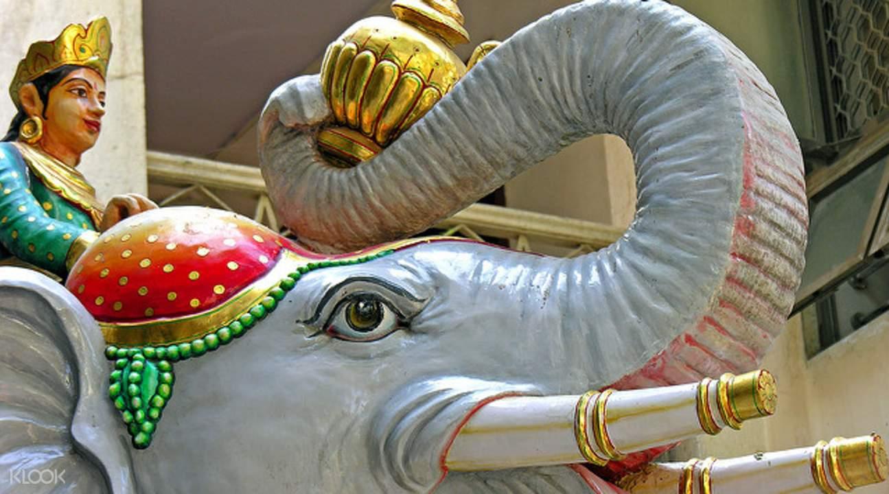 印度象鼻神俄尼沙