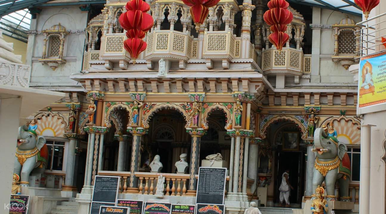 孟買寺廟遊