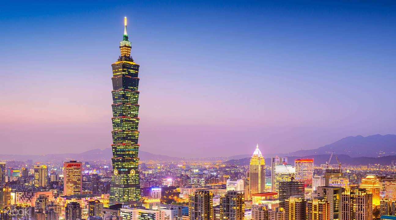 Taipei 101 observation