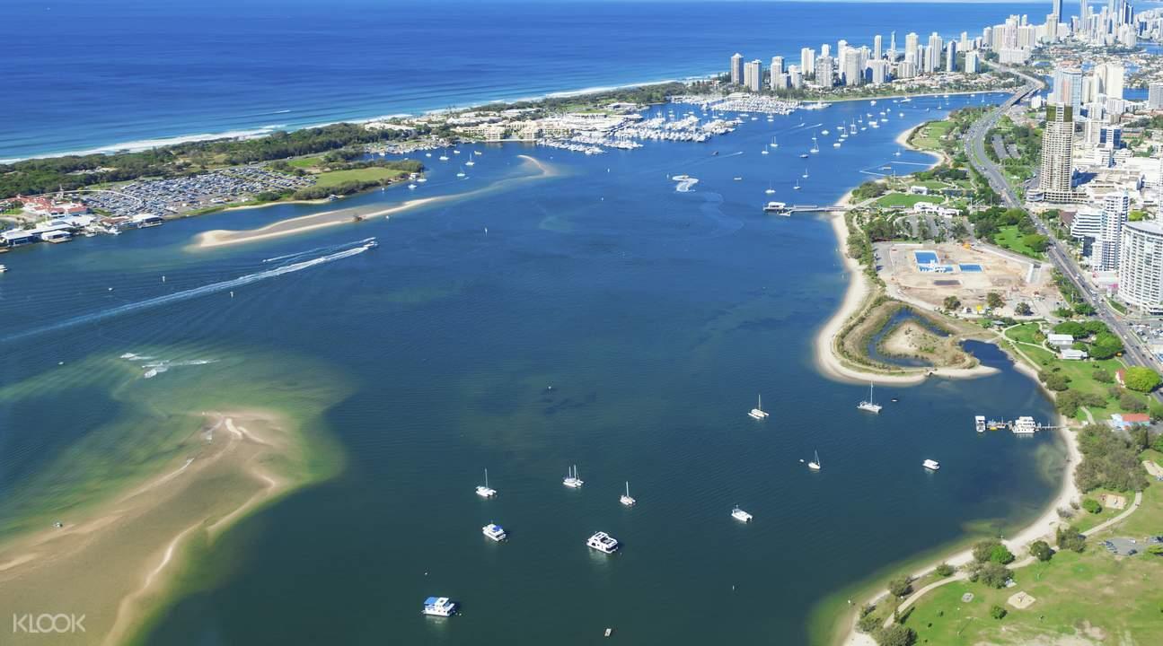 Pemandangan Gold Coast