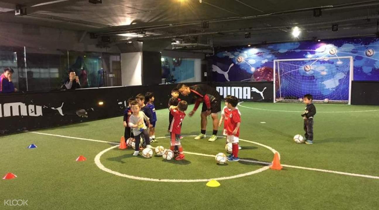 football summer course hong kong