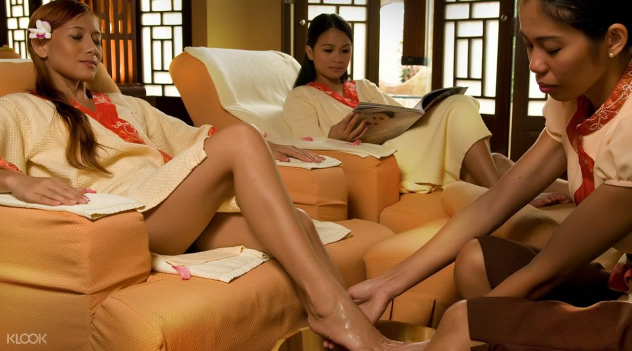 best spa in Boracay